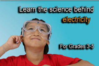 Electrical Safety-SMART! Learn the science behind electricity & natural gas. For grades 3-5.